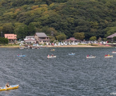 Ashi Lake Hakone 7