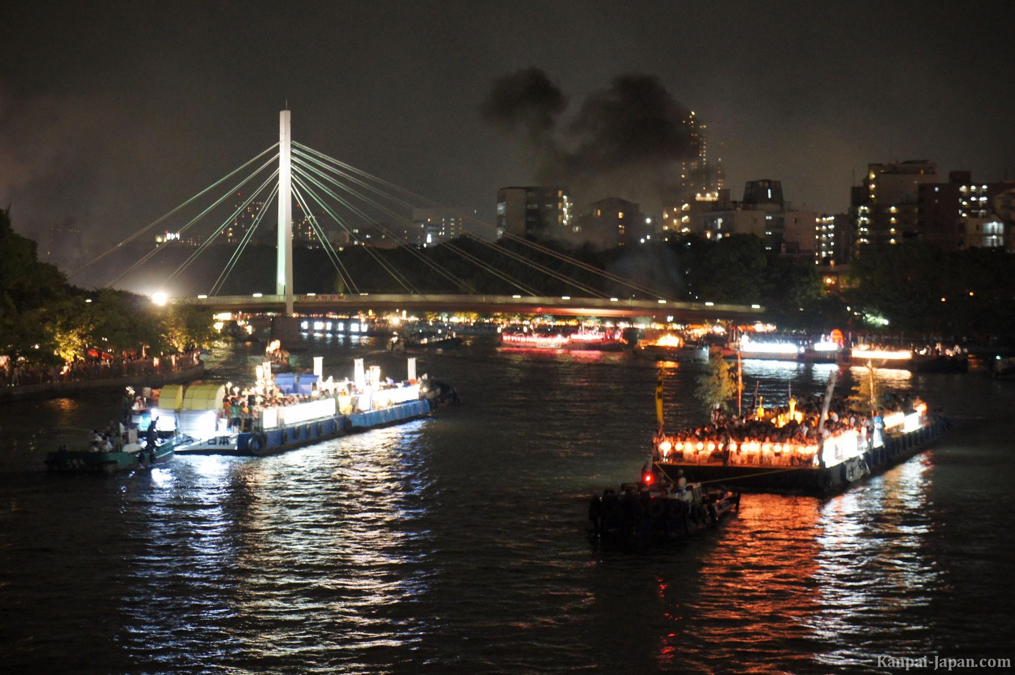 Tenjin Matsuri One Of Japan S Biggest Festivals In Osaka