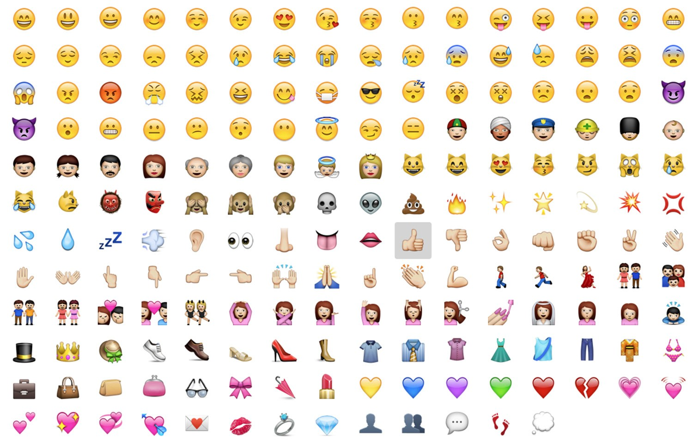 Emoji The Amusing Japanese Smileys