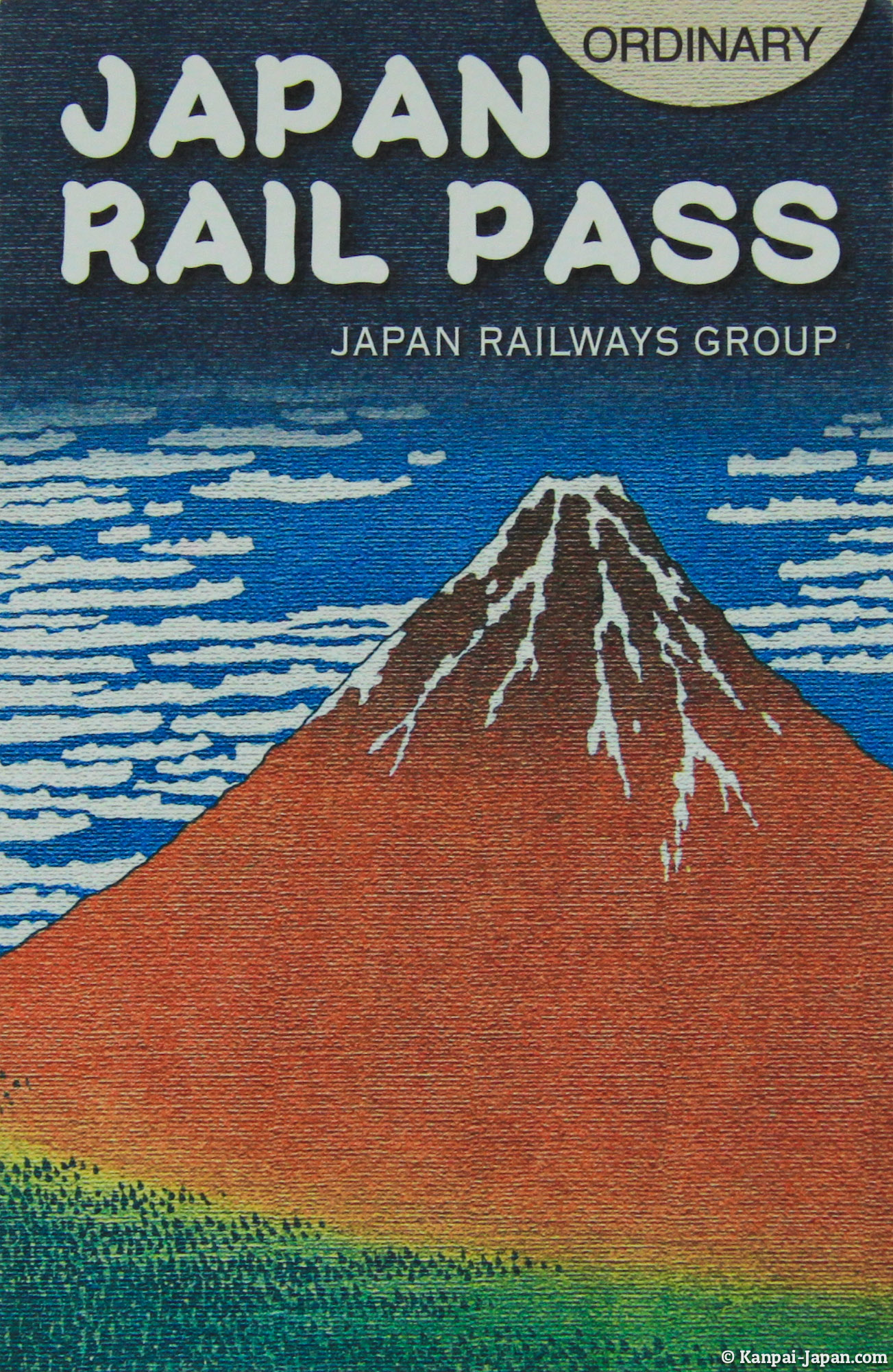 Japan Rail Pass Discount Coupon Tiket Dewasa 21 Hari