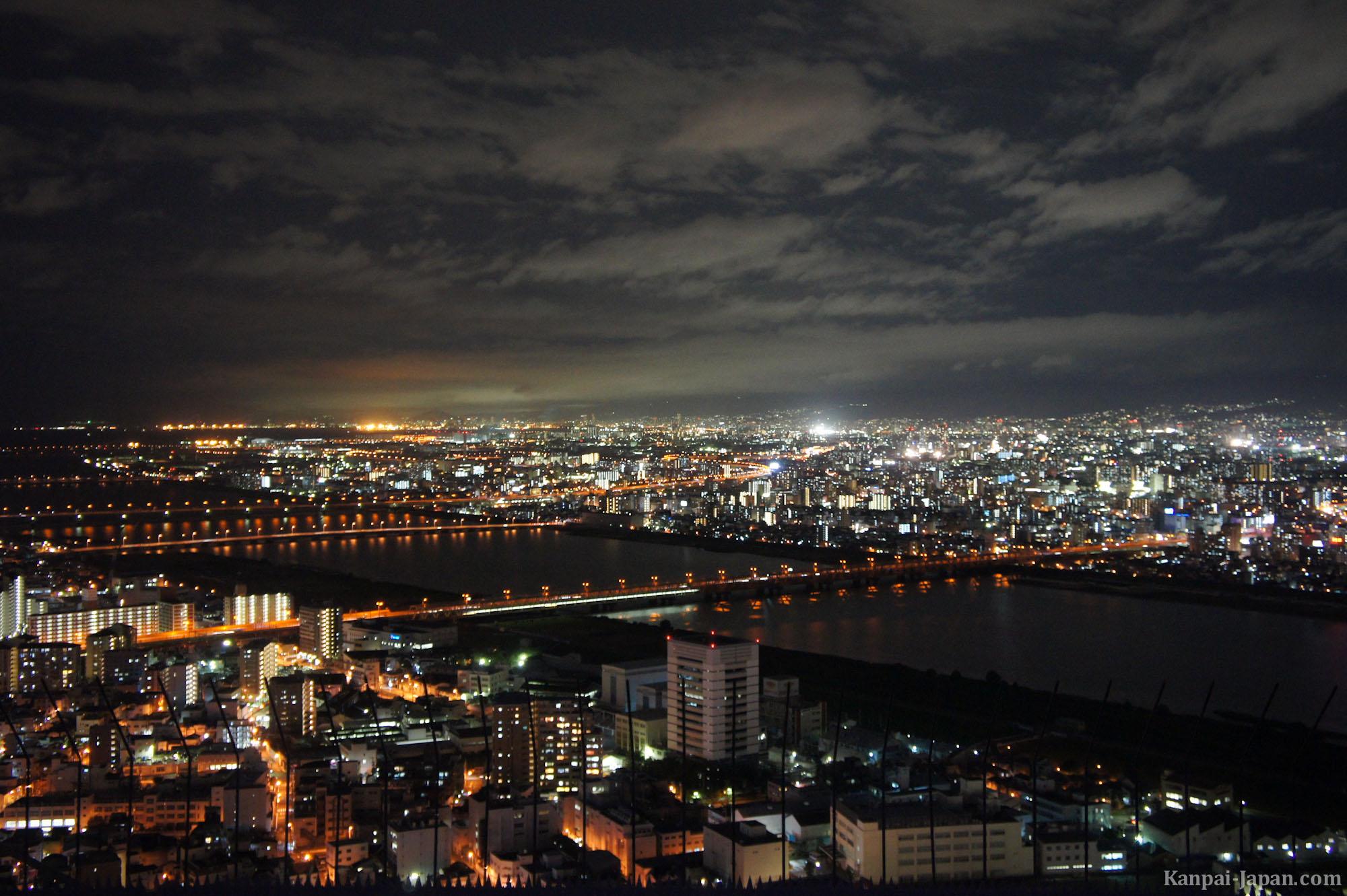 how to get to umeda sky building