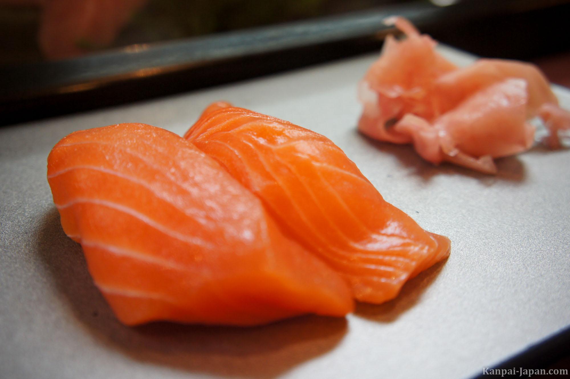 Cooked Salmon Sashimi Recipe - Sous Vide Cooking - YouTube