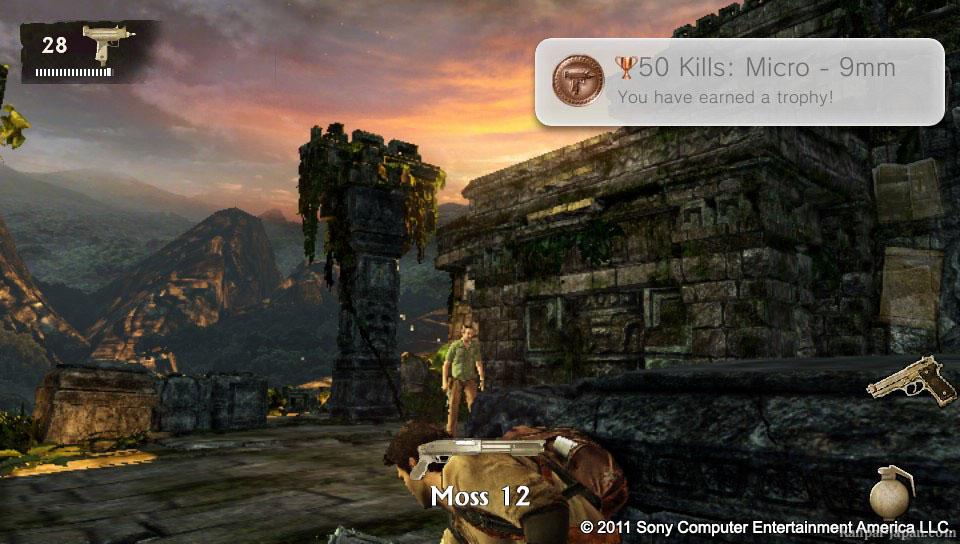 Uncharted Ps Vita скачать торрент - фото 4