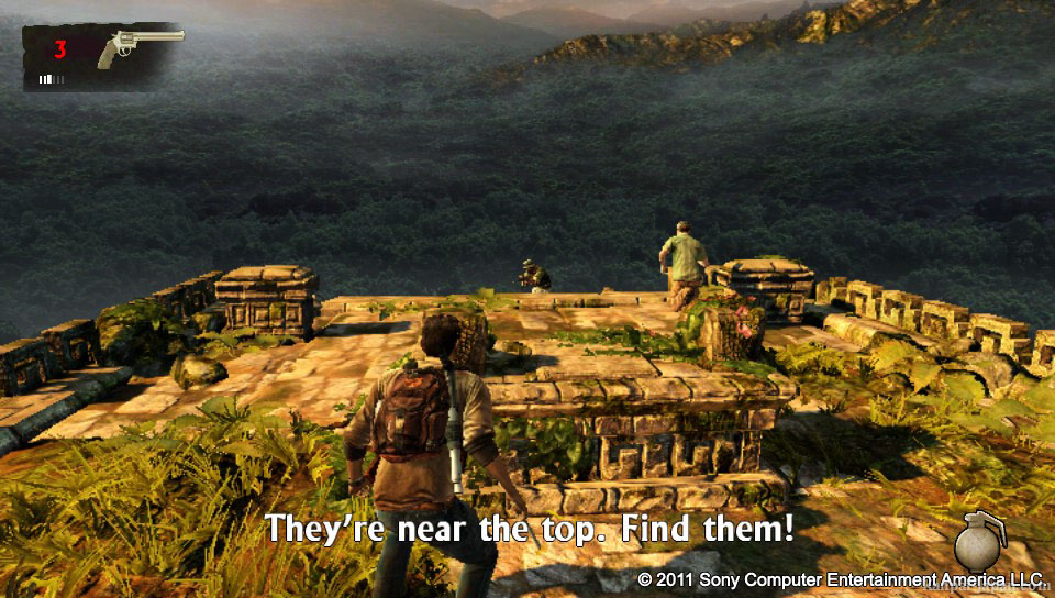 Uncharted Ps Vita скачать торрент - фото 11