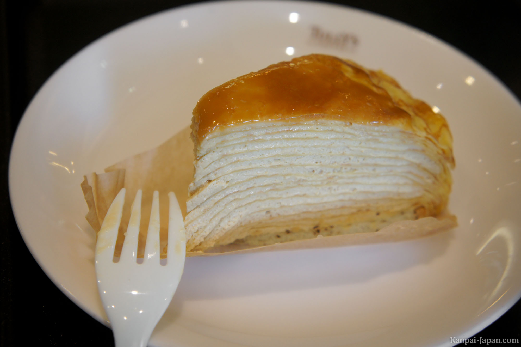 Japanese Layered Cake Recipe: Japanese Desserts And Sweets