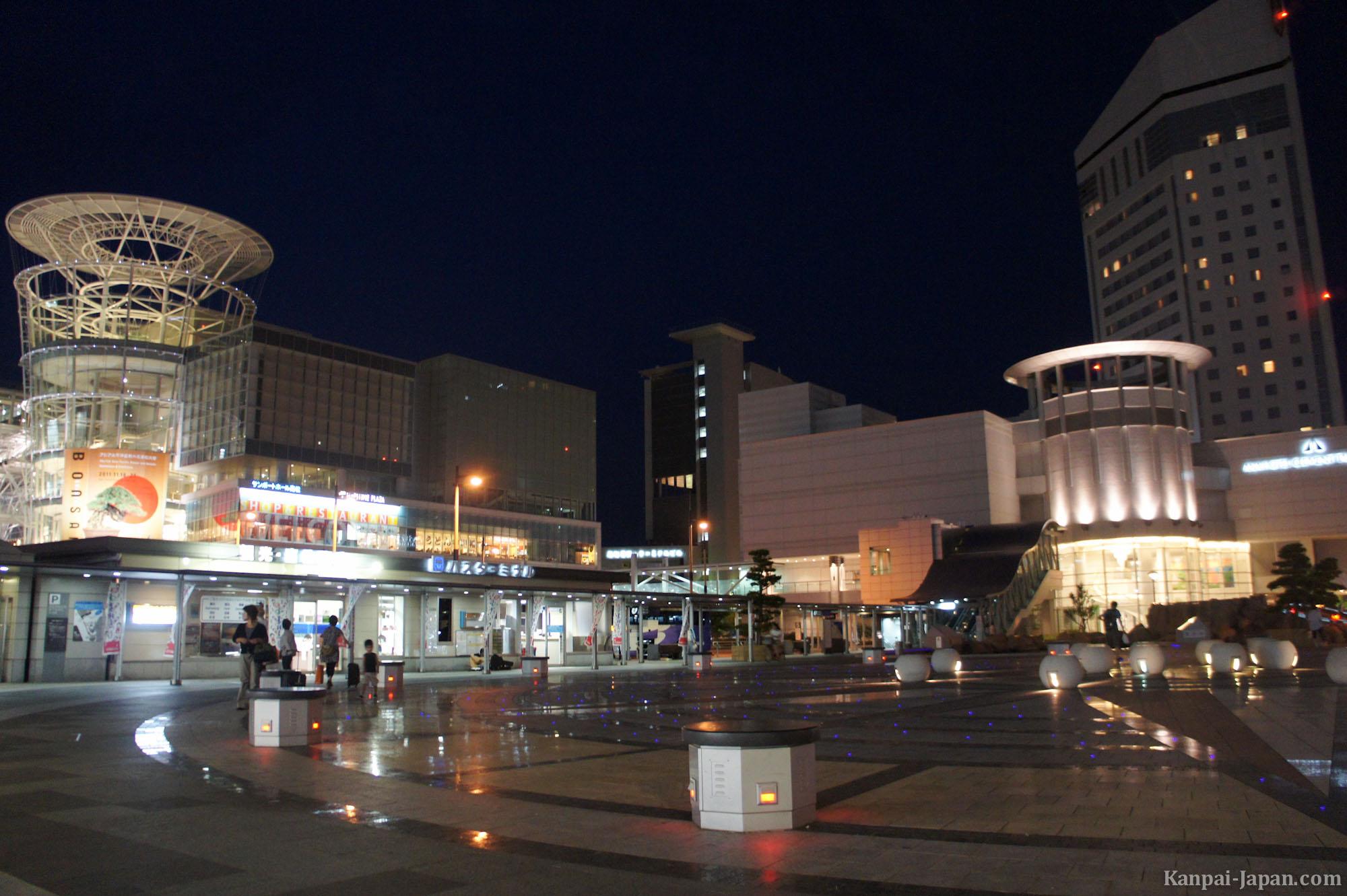 Getting Out Vote >> Takamatsu - Shikoku's big city