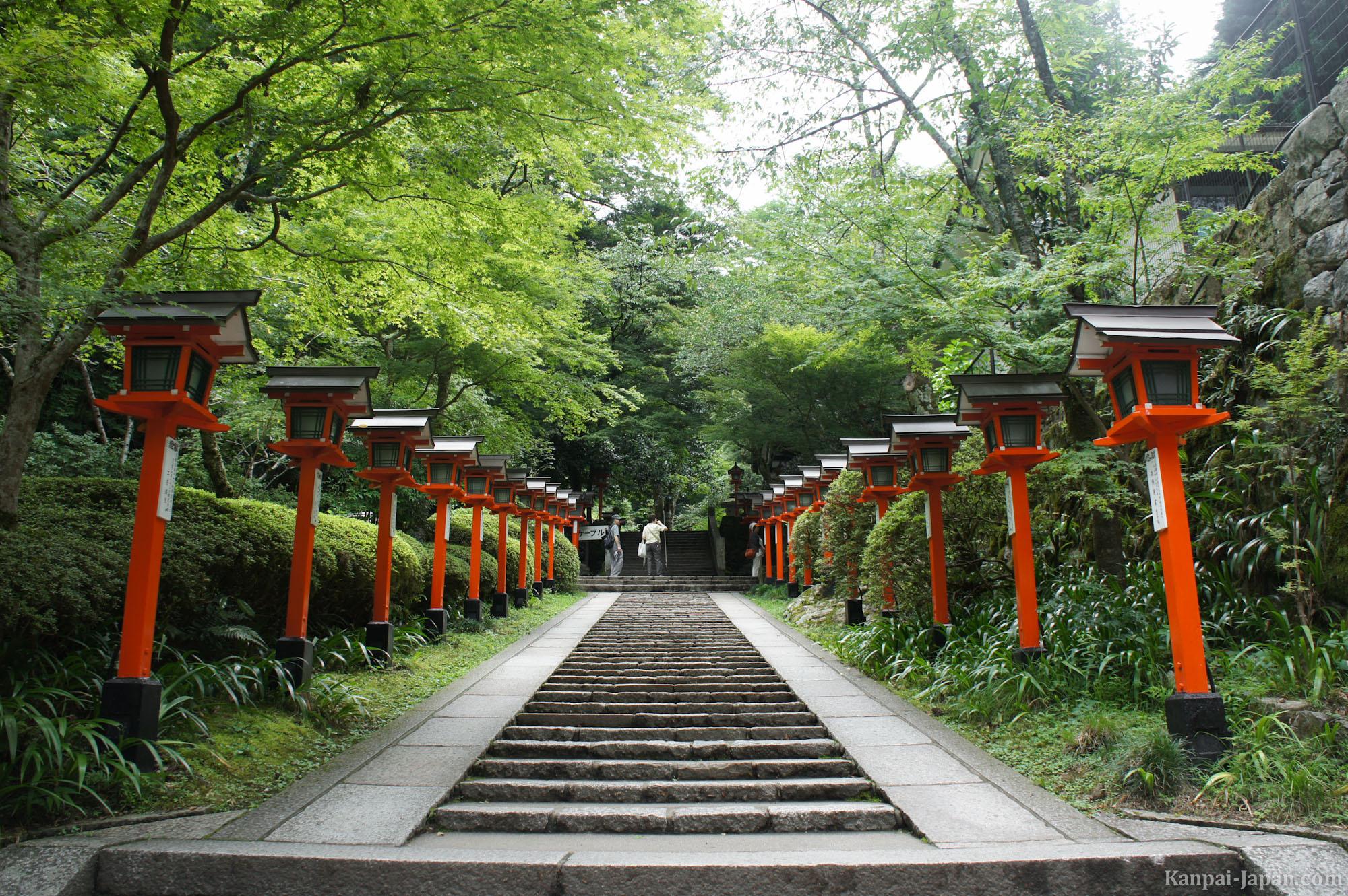Mount Kurama - The sublime Zen visit north of Kyoto