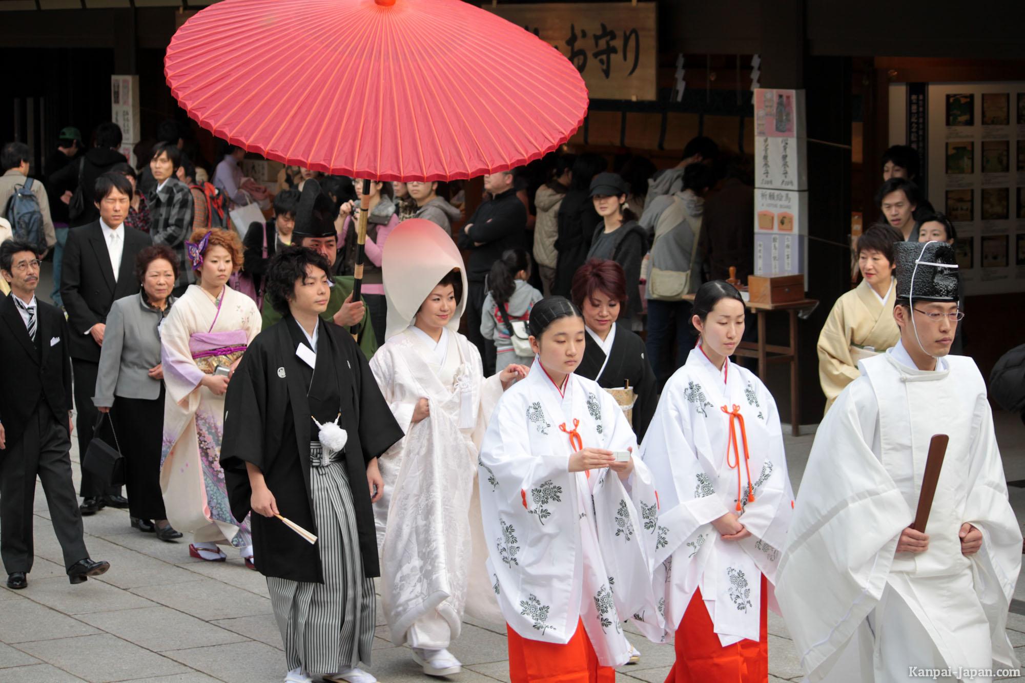 Japanese dating and marriage traditions