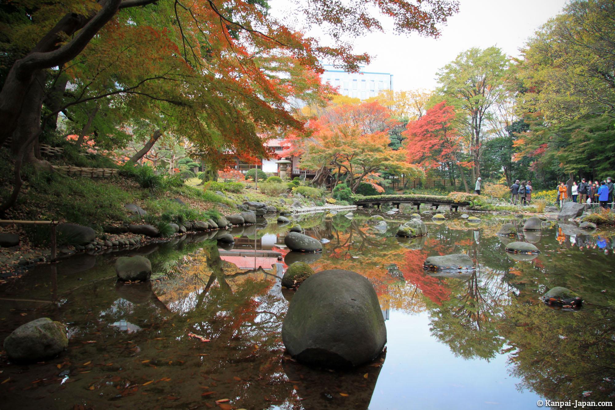 300 Garden Walk: The Japanese Garden Next To Tokyo Dome