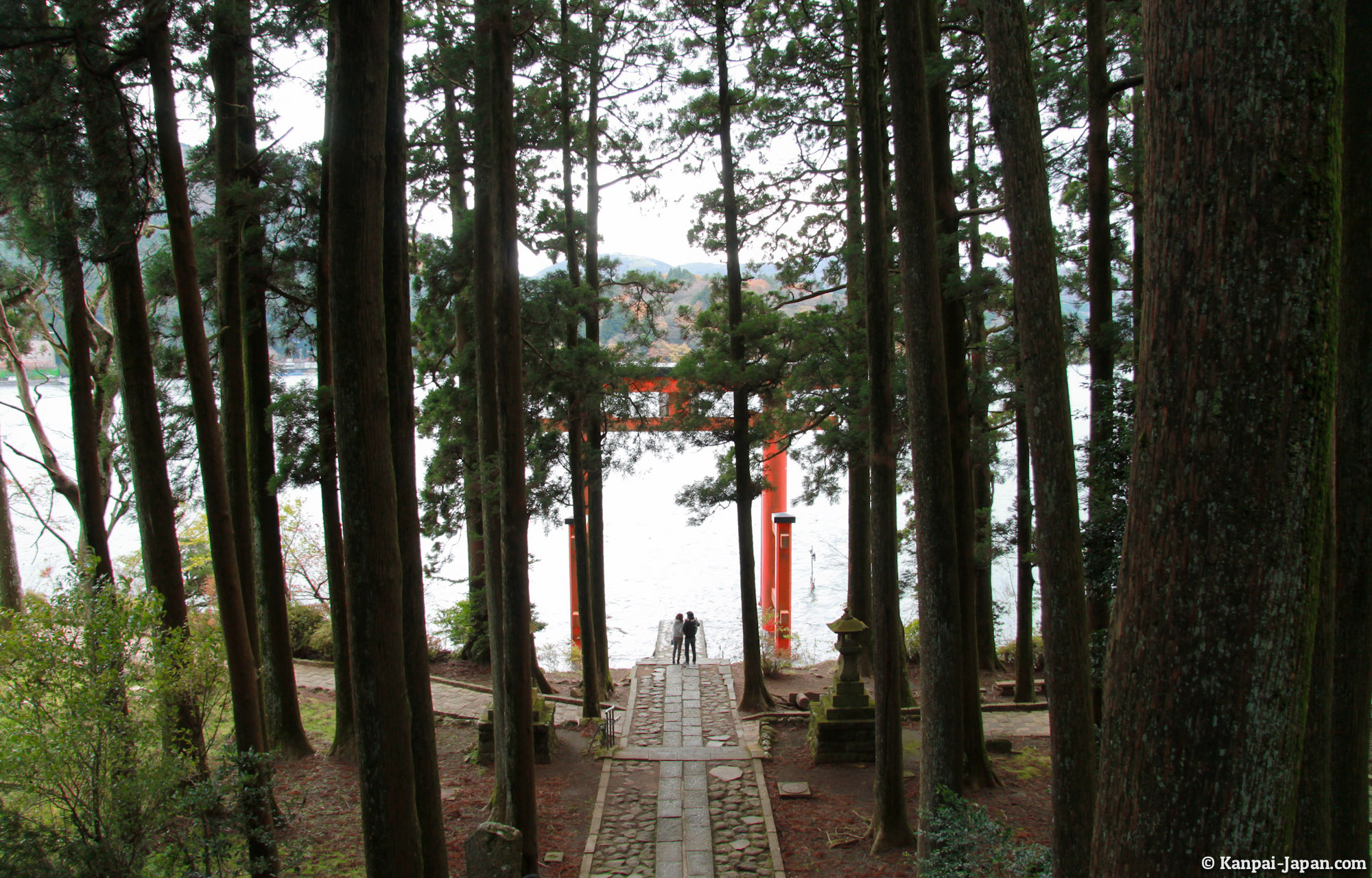 how to get to hakone from tokyo