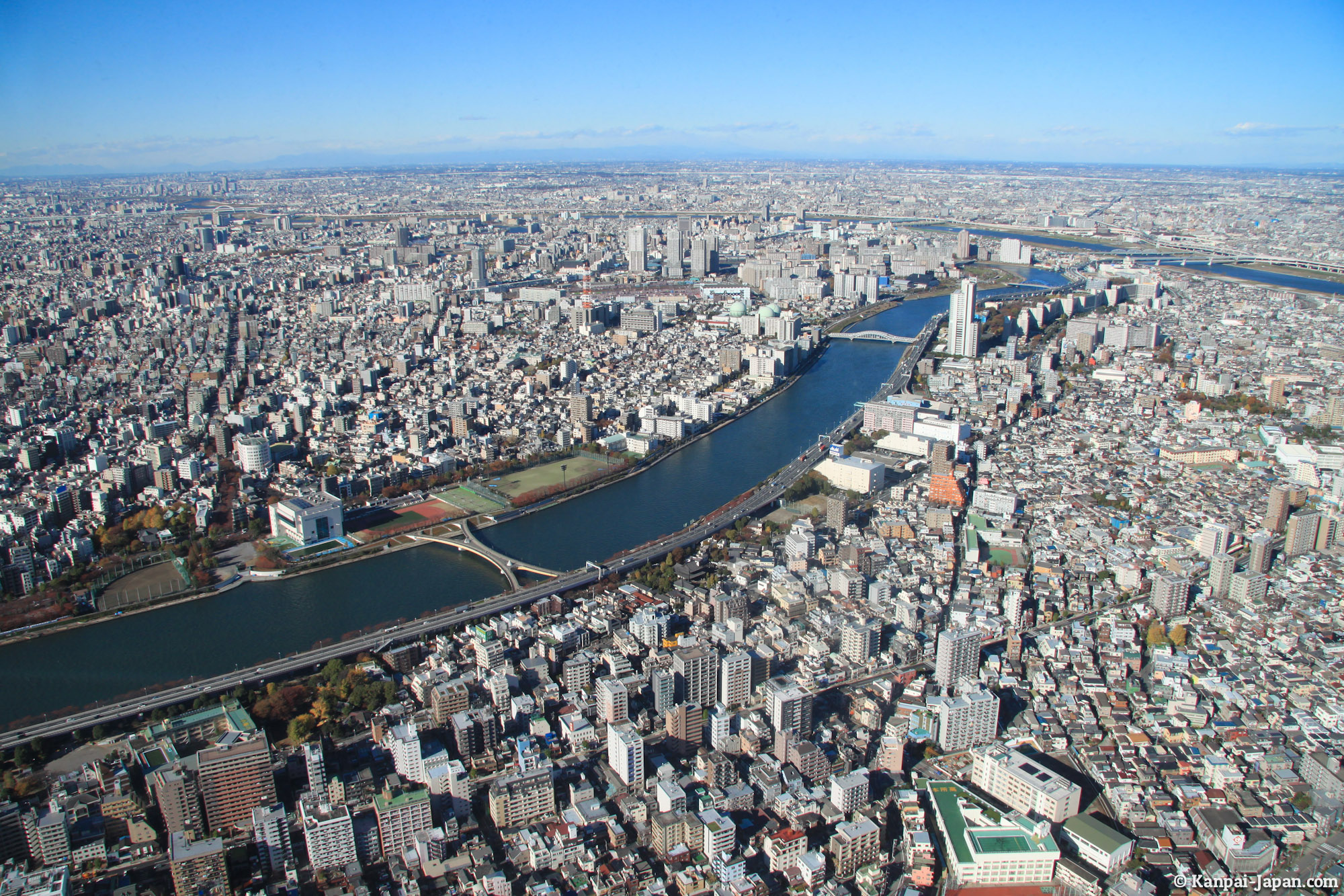 Tokyo SkyTree - The highest tower in Japan