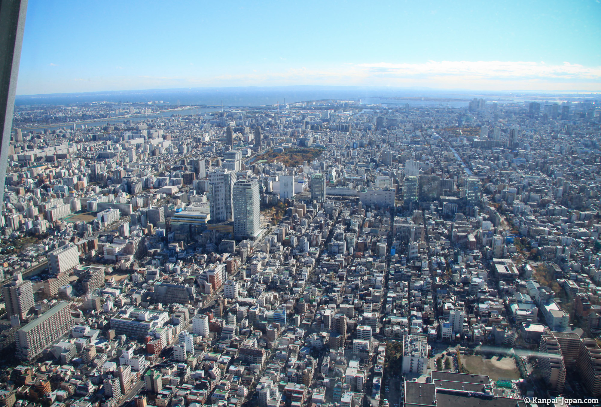 Tokyo Skytree The Highest Tower In Japan
