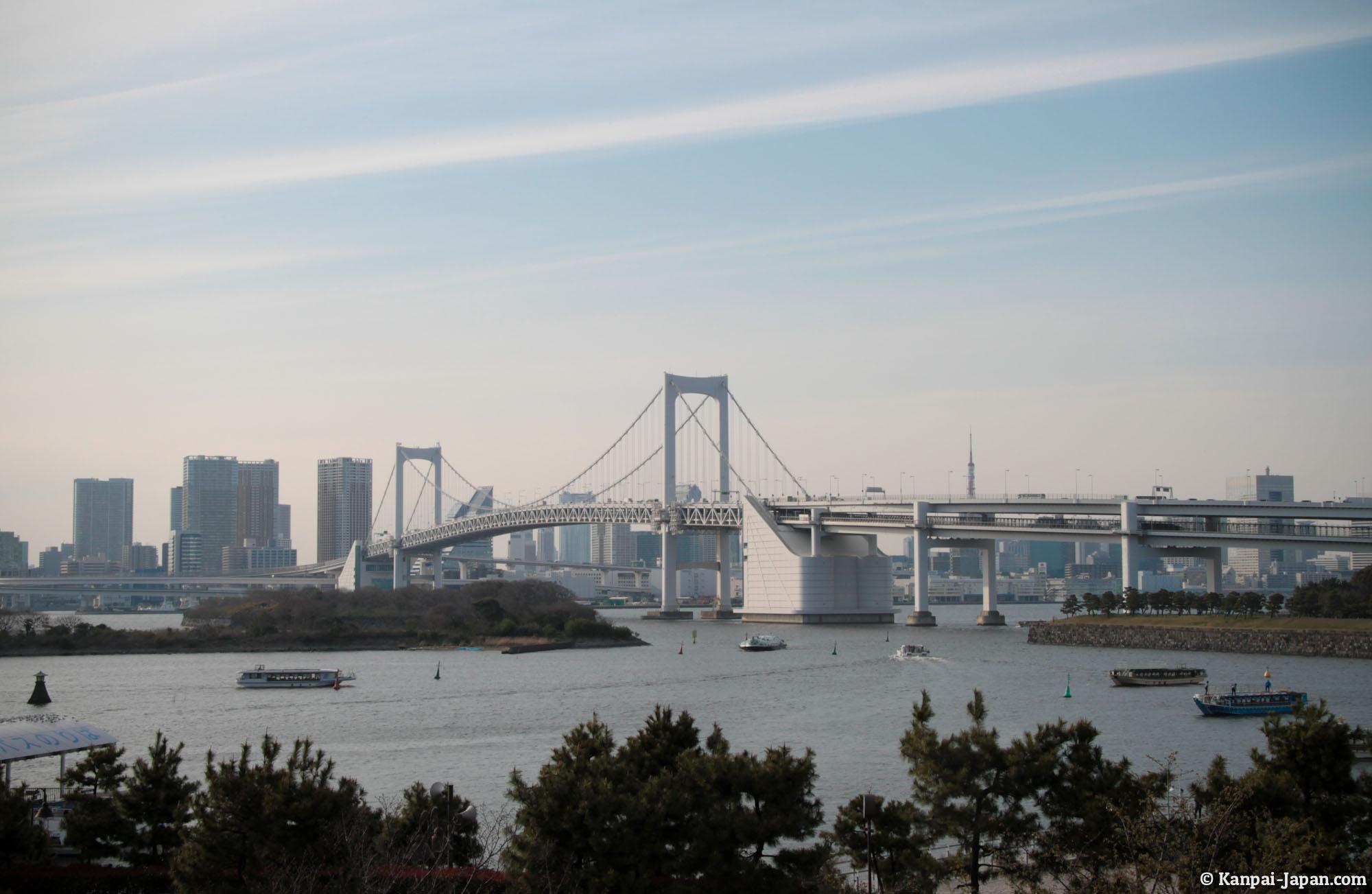 Sandy Springs Toyota >> Odaiba - The entertainment island in Tokyo bay