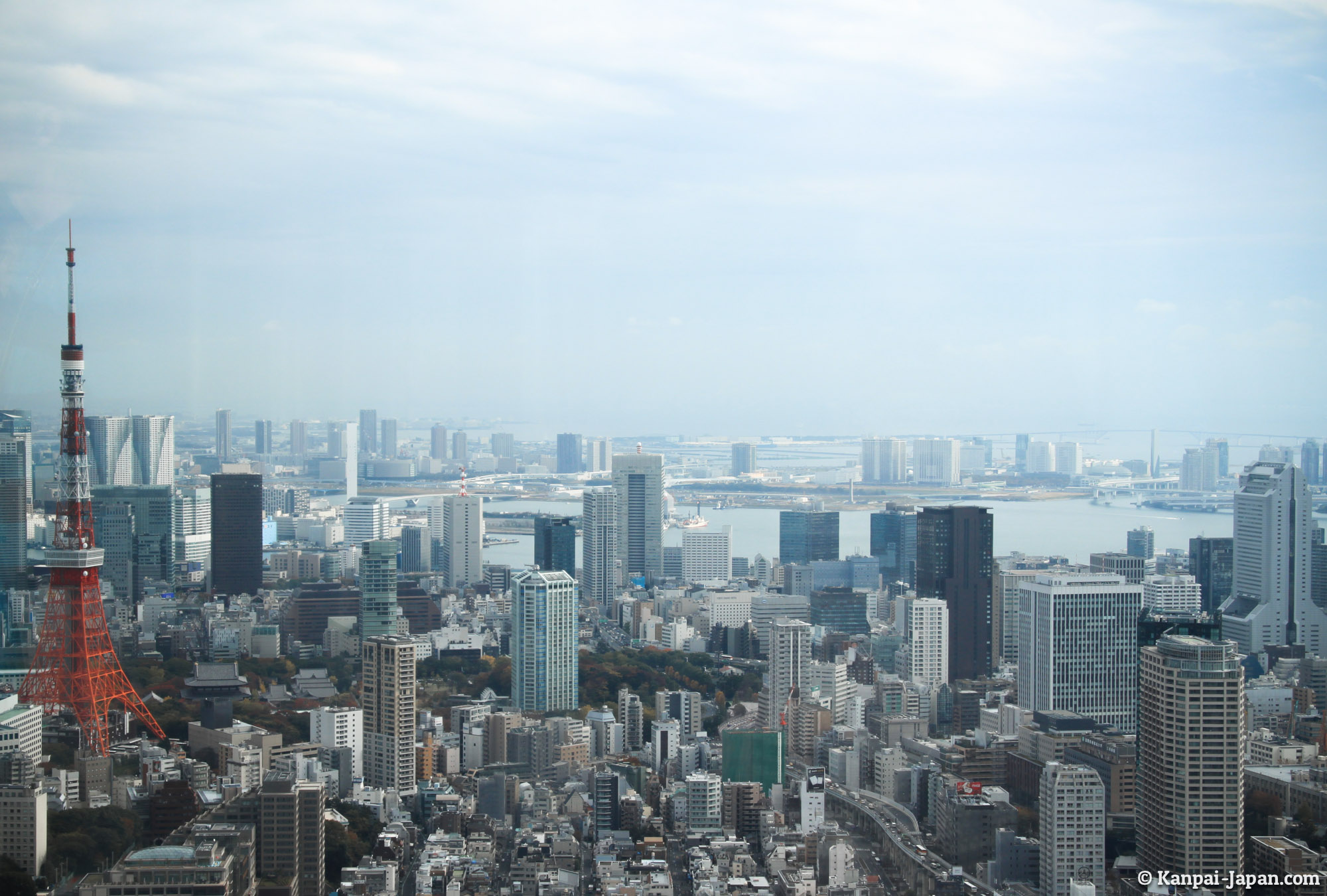 Tokyo City View Roppongi Hills Observatory