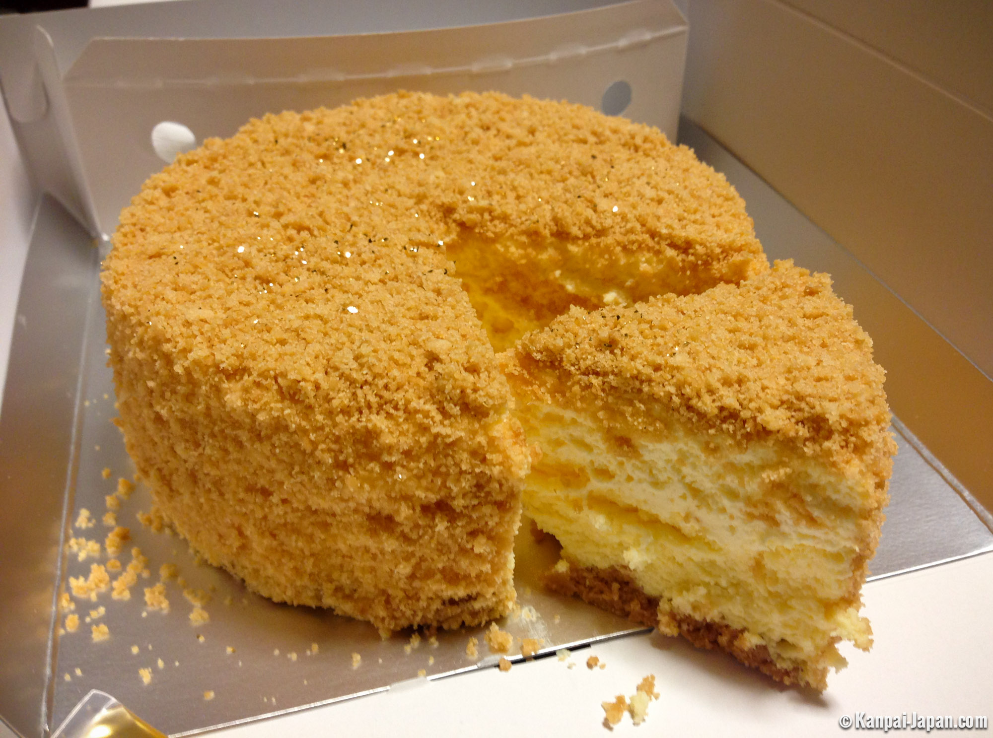 Japanese Cakes Kawaii And Yummy