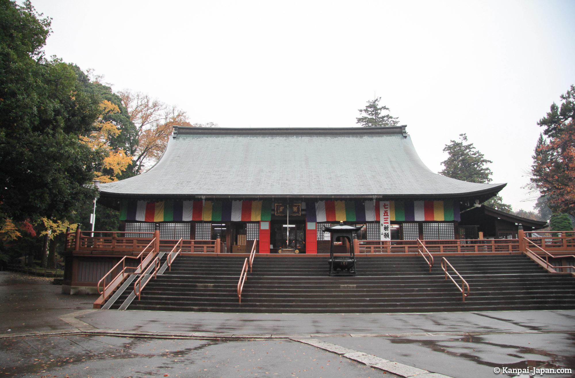 Kawagoe The Disappointing Little Edo