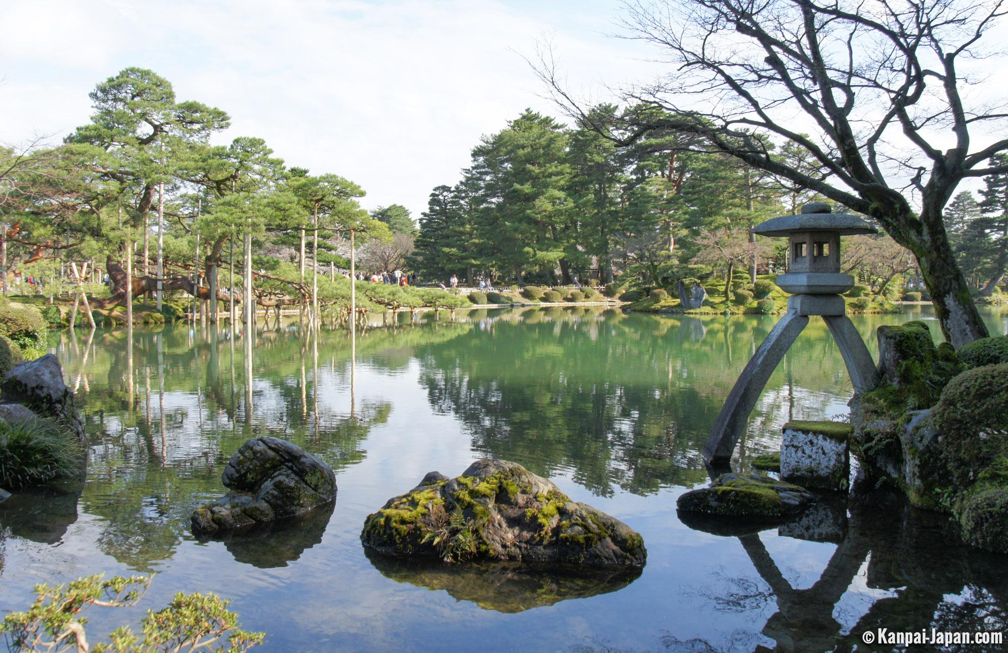 kenrokuen kanazawa 39 s beautiful garden