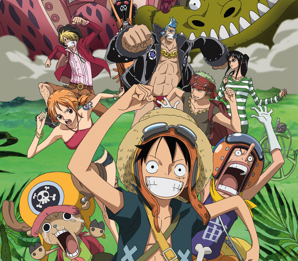 One Piece Strong World (review