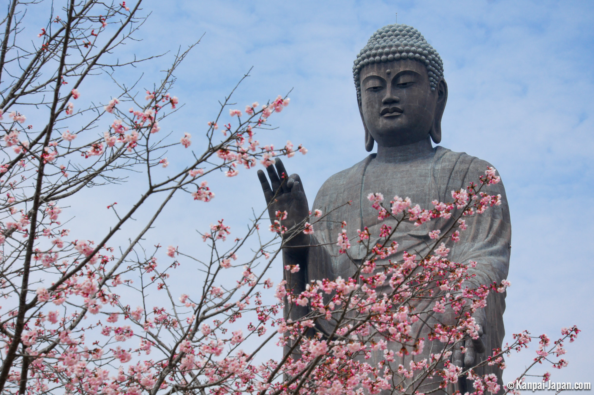 Ushiku - The largest Buddha in the world