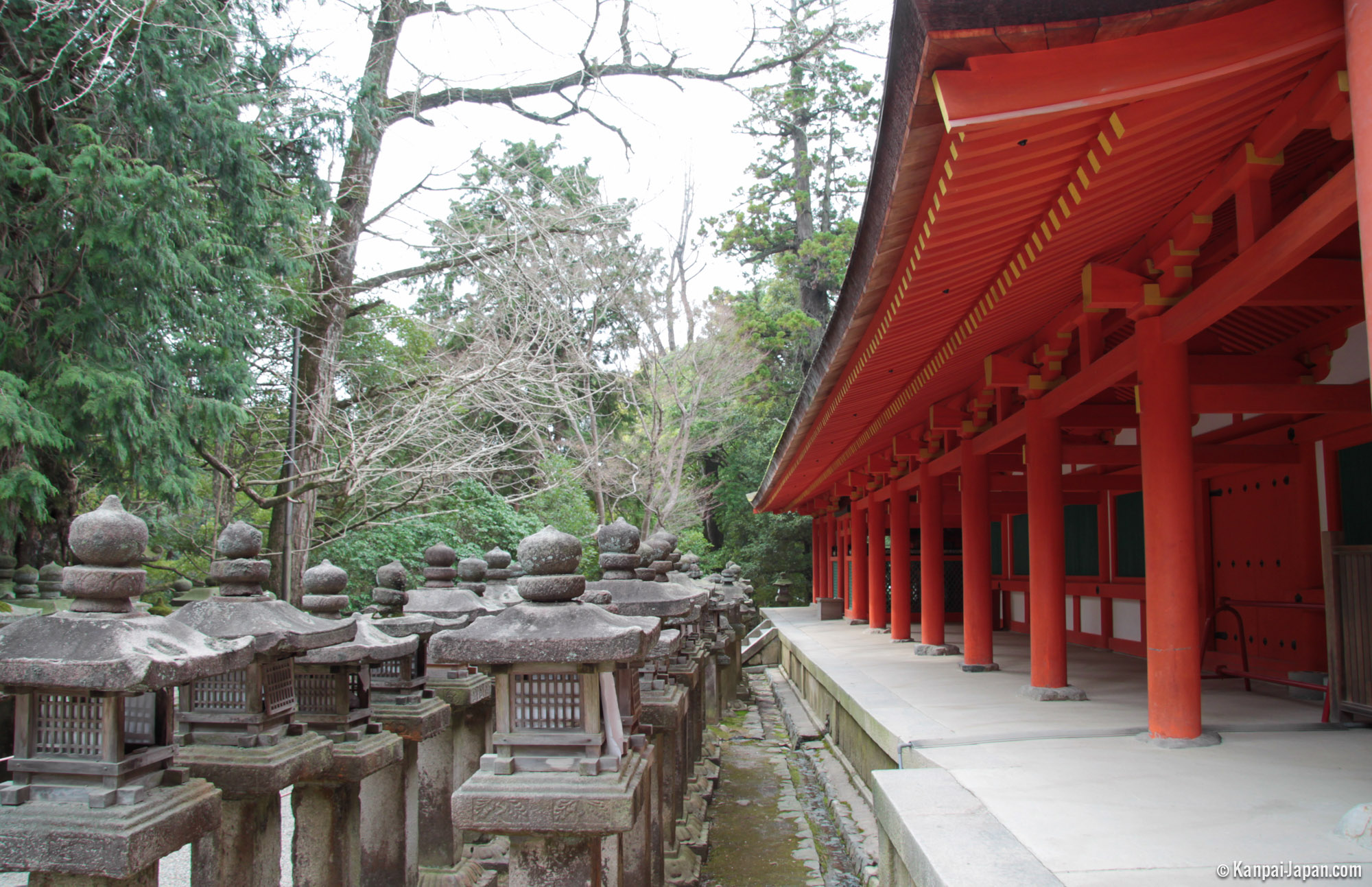 Kasuga Taisha - Nara's Lantern shrine