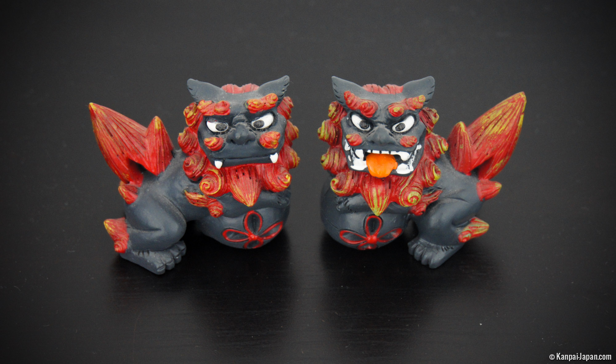 Shisa The Guardian Lions Of Okinawa