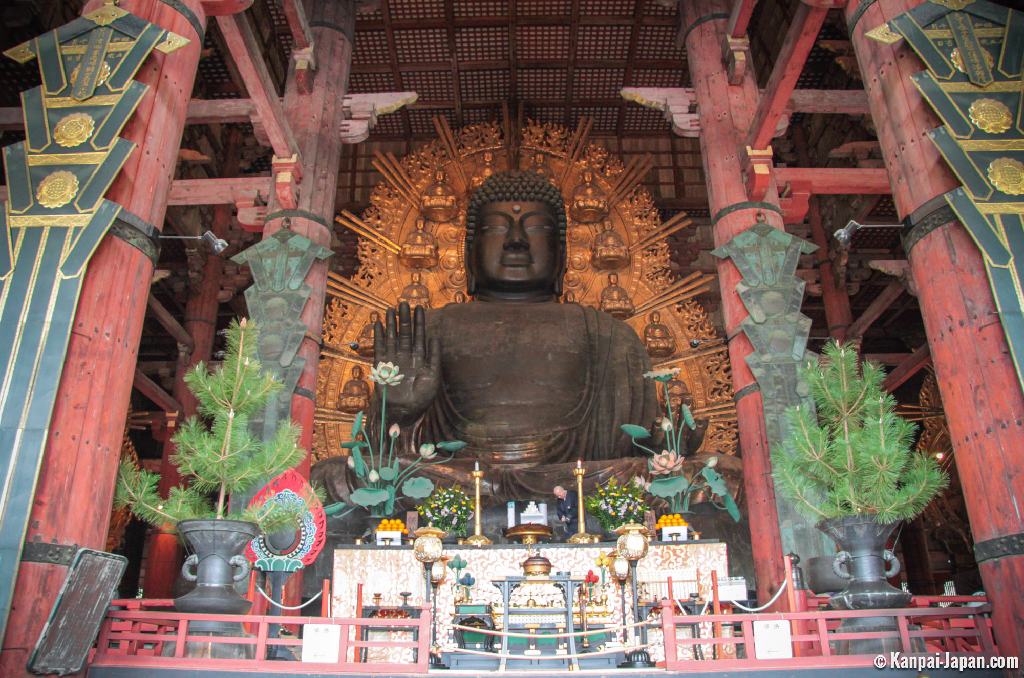 Todai-ji - Nara's Gr...