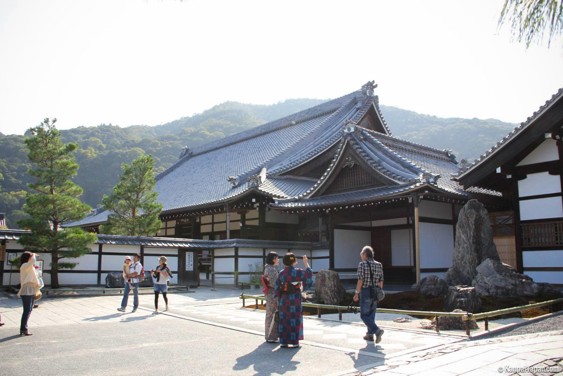 Tenryu-ji Temple | Kyoto Travel Guide <Official>