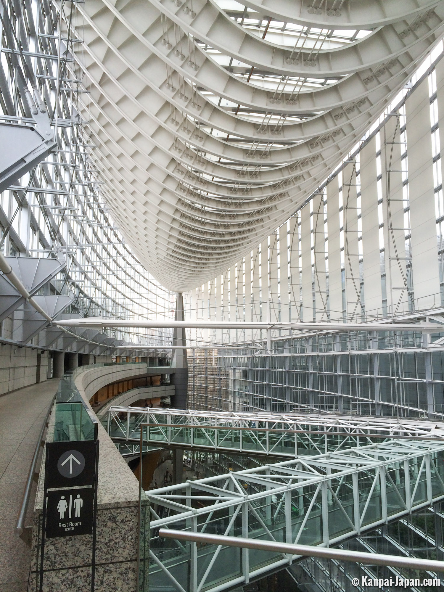 Tokyo International Forum Great Designer